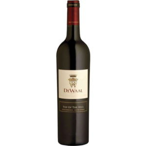 De Waal Top Of The Hill Pinotage 2015 – Case of 6
