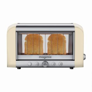 Magimix Vision 1450W 2 Slice Glass Toaster