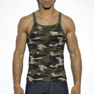Summer Tank Top – Camouflage