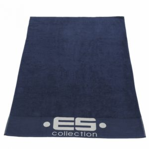 ES Collection Towel – Navy