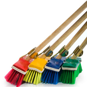 Cleaning - Mops & Brooms