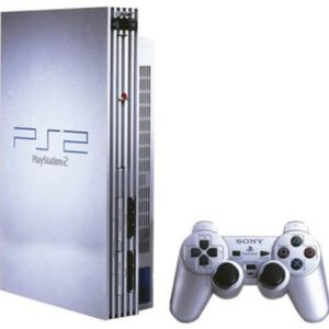 Gaming Console Sony PS2