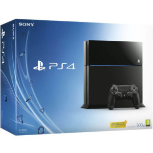 Gaming Console Sony PS4